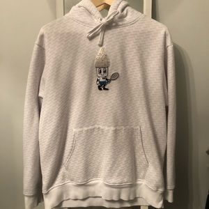 Kith Treats White Cereal Boy Hoodie